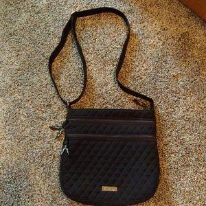 Vera Bradley Iconic 3 zipper crossbody